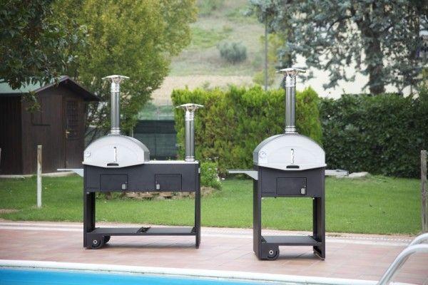 pizza cucina ist ein ofen f r pizza und brot ein barbecue ein grill ein r ucherofen und. Black Bedroom Furniture Sets. Home Design Ideas