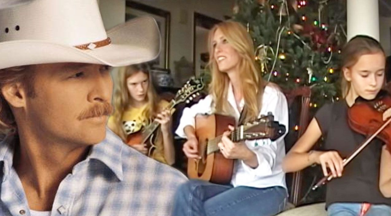"""Country Music Lyrics - Quotes - Songs Alan jackson - Kappa Larson And Her Daughters Cover Alan Jackson's """"The Angels Cried"""" Beautifully - Youtube Music Videos http://countryrebel.com/blogs/videos/36947715-kappa-larson-and-her-daughters-cover-alan-jacksons-the-angels-cried-beautifully"""