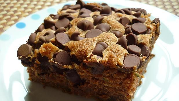recipe: chocolate chip zucchini cake with cake mix [10]