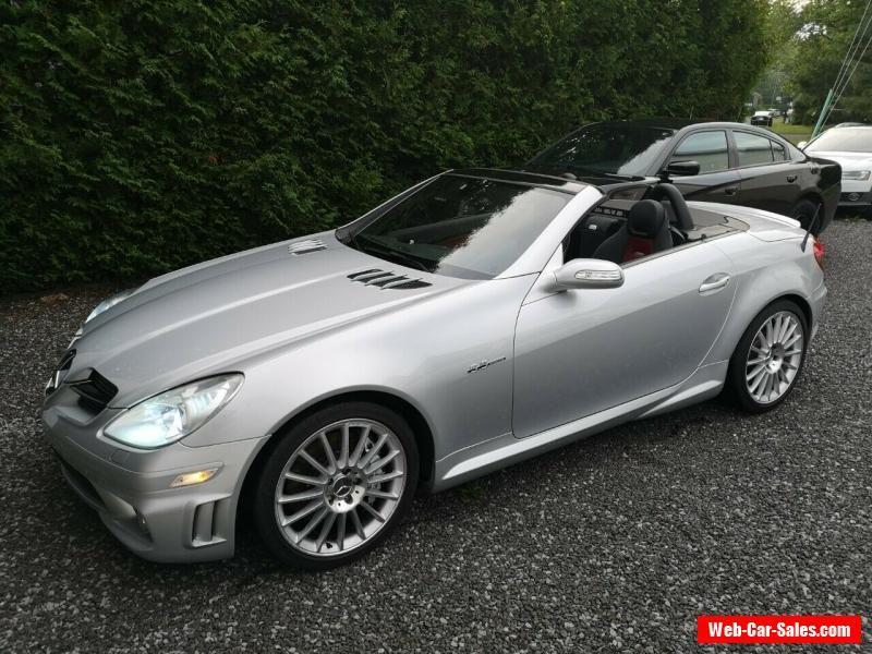 Car For Sale Mercedes Benz Slk Class 55 Amg