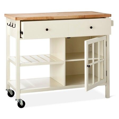 11 Brilliant Ikea Hacks To Transform Your Kitchen And Pantry Diy Kitchen Cart Ikea Kitchen Cart Portable Kitchen
