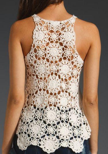 Pin von Carolina Gonzalez auf crochet | Pinterest | Stricken häkeln ...