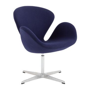 Buy Designer Chairs: Arne Jacobsen Style Swan Dining Chair | Vita Interiors