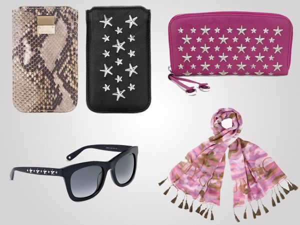 Our best picks from the Jimmy Choo Spring-Summer 2013 accessory collection