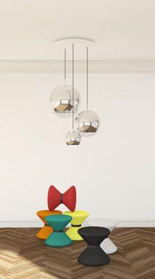 Außergewöhnlich ... Von 2 Bis 14 Tom Dixon Hängelampen, Weiß Von Tom Dixon Finden Sie Bei  Made In Design, Ihrem Online Shop Für Designermöbel, Leuchten Und Dekoration .
