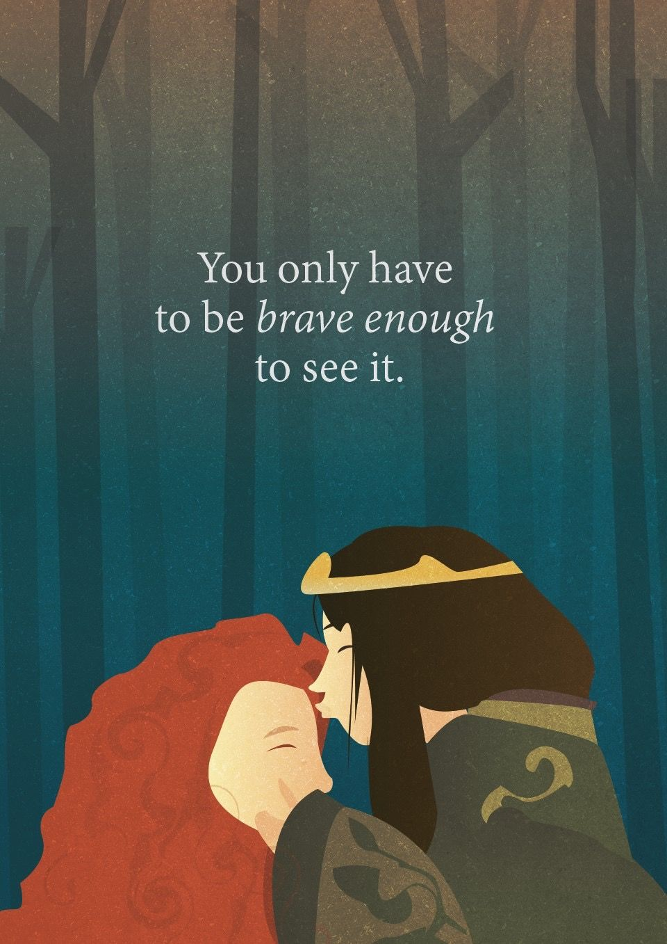 Pin By Chimdi Isiguzo On Prints Disney Quotes Quotes Disney Disney Brave