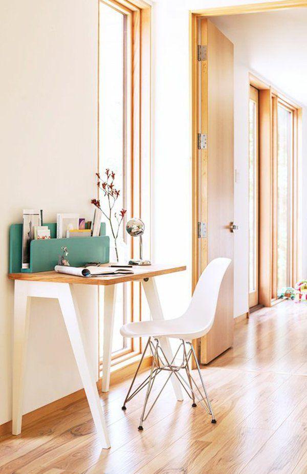 büroeinrichtung häusliches arbeitszimmer Haus Pinterest - ideen fur buroeinrichtung und buromobel frischen farben