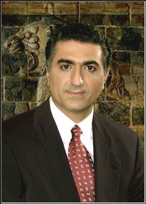 Reza Pahlvai, Crown Prince of Iran