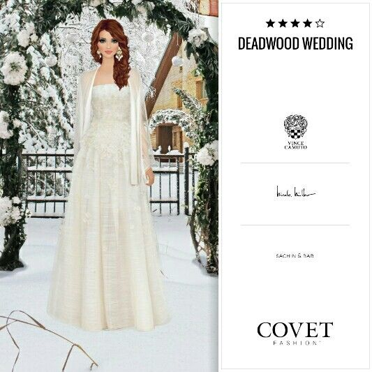 Wedding Hairstyle Game: Idea By Susan Maghrak On Covet Fashion Game