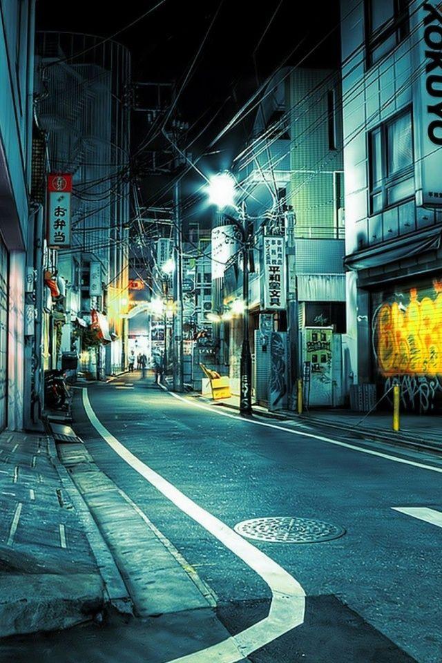 Japan Tokyo Mobile Wallpaper