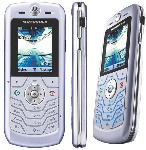 Motorola L6   Phone, Motorola smartphone, Cell phone