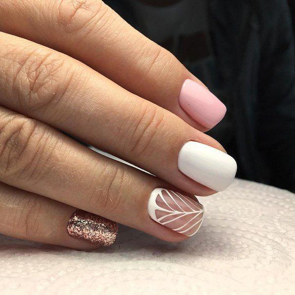 Маникюр | Дизайн ногтей | Arte uñas | Pinterest | Diseños de uñas ...
