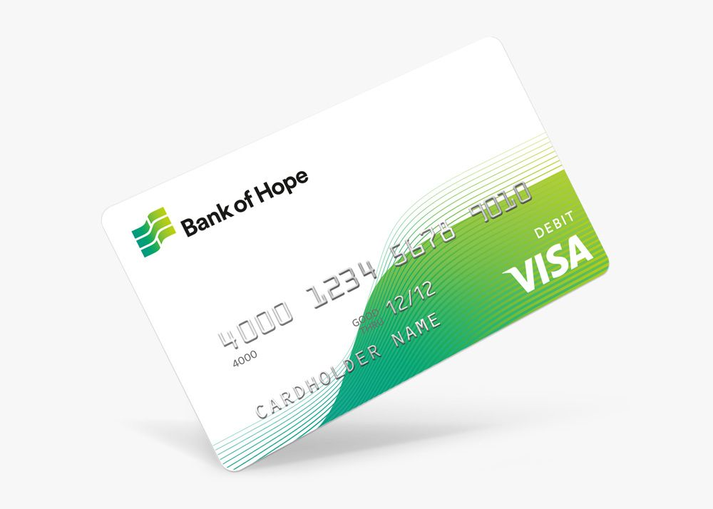 New Logo And Identity For Bank Of Hope By Landor Con Imagenes Visa
