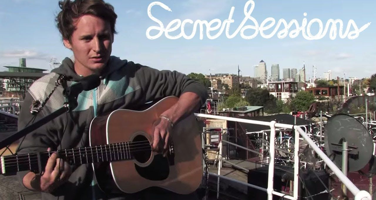 Ben Howard The Fear Secret Sessions Ben Howard The Fear Acoustic Live Video