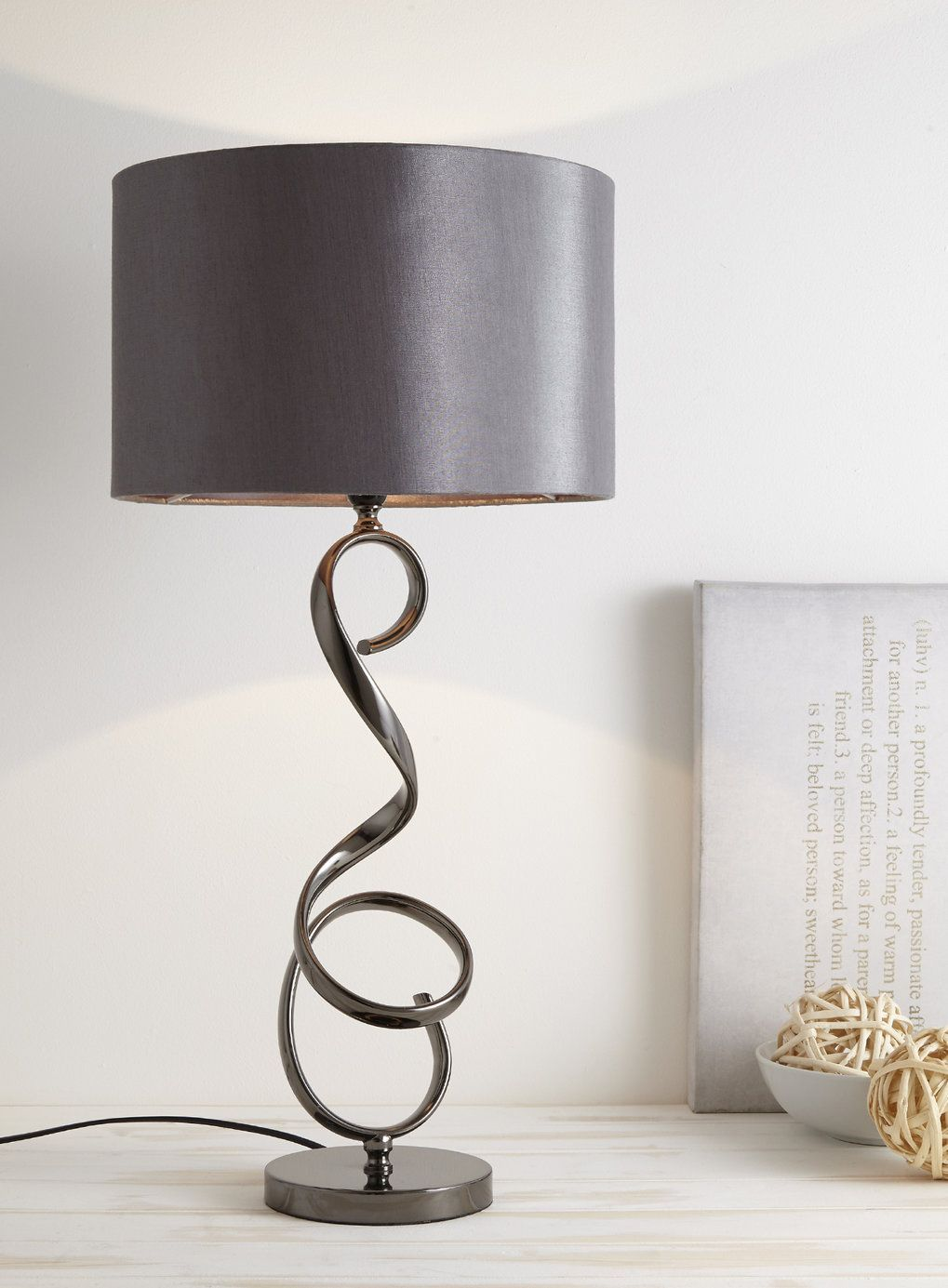 Carter Table Lamp   BHS. Carter Table Lamp   BHS   Things for the new house   Pinterest