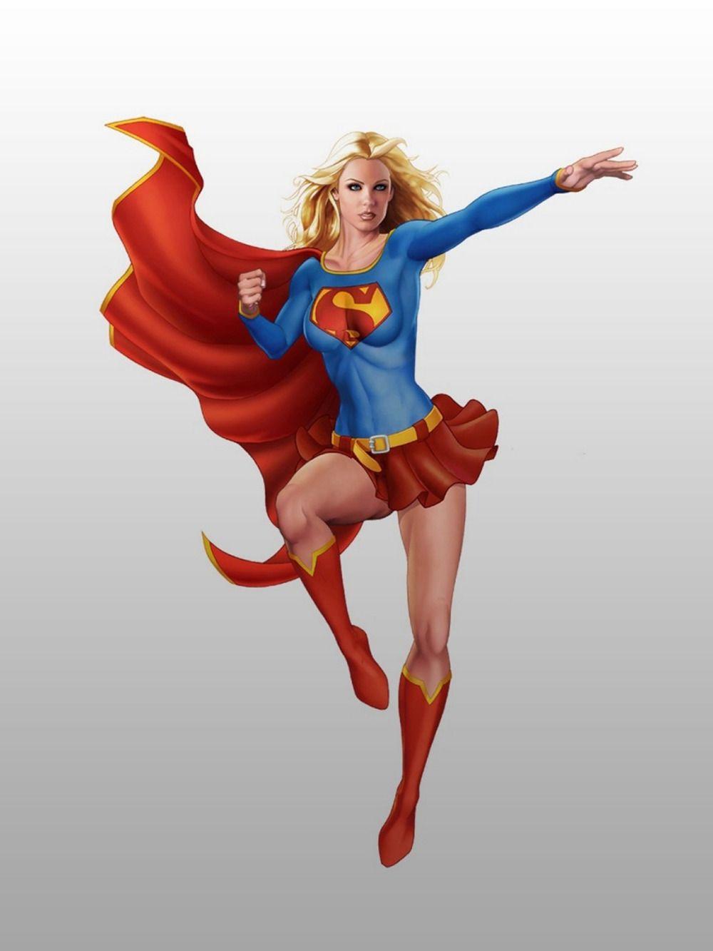 Картинки супер девушки анимация, россии