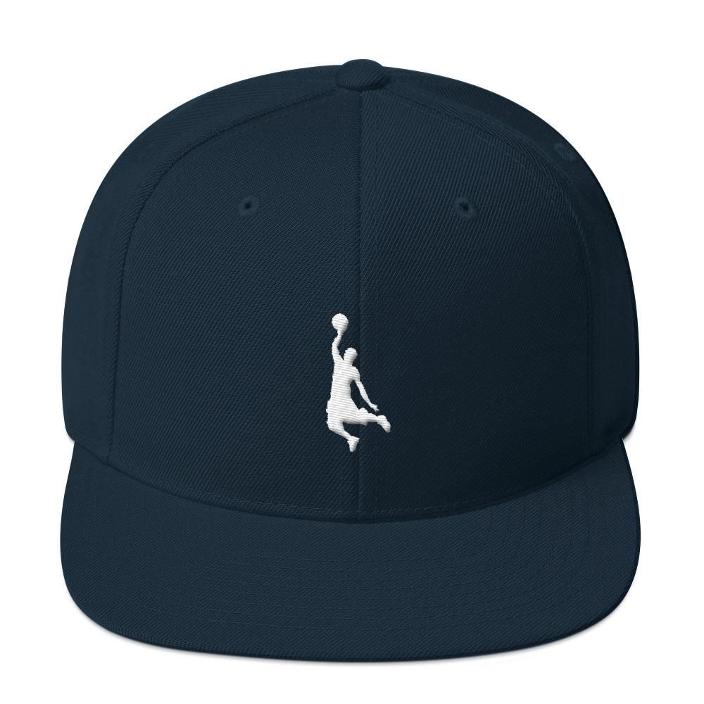dfac6705f20 Otto Cap Basketball Player Snapback Hat