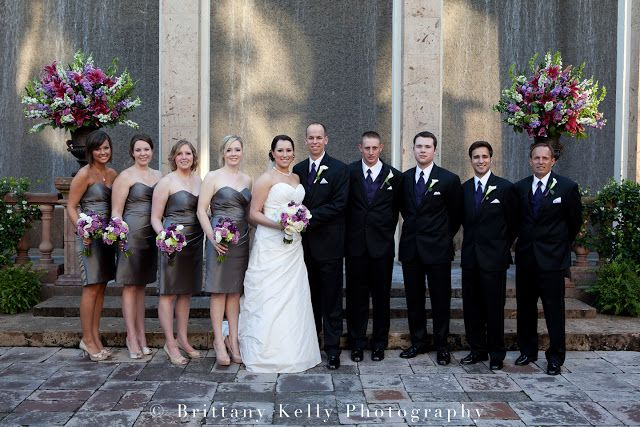 Brittany Kelly Photography Megan And Justin The Bell Tower On 34th Wedding Wedding Wedding Dresses Bridesmaid Dresses