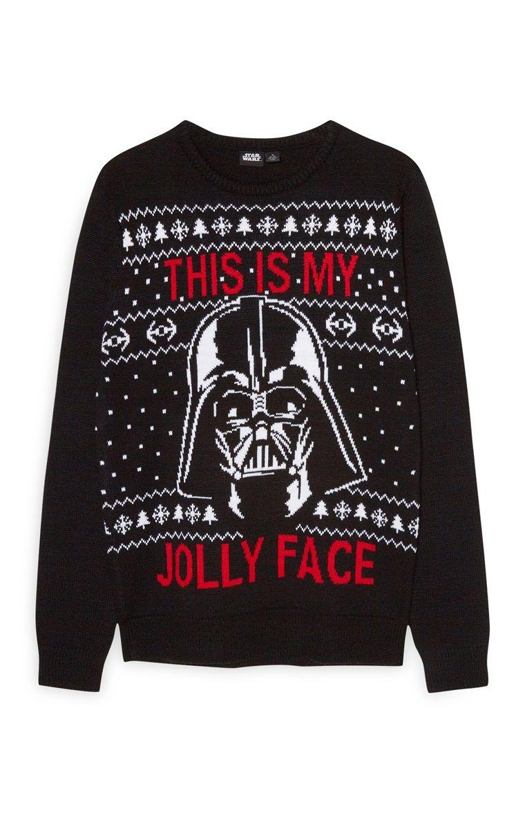 Gaming Kersttrui.Primark Star Wars Christmas Jumper Primark Star Wars Christmas