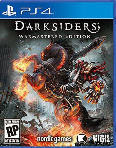 Darksiders: Warmastered Edition (PlayStation 4) 10/25/2016