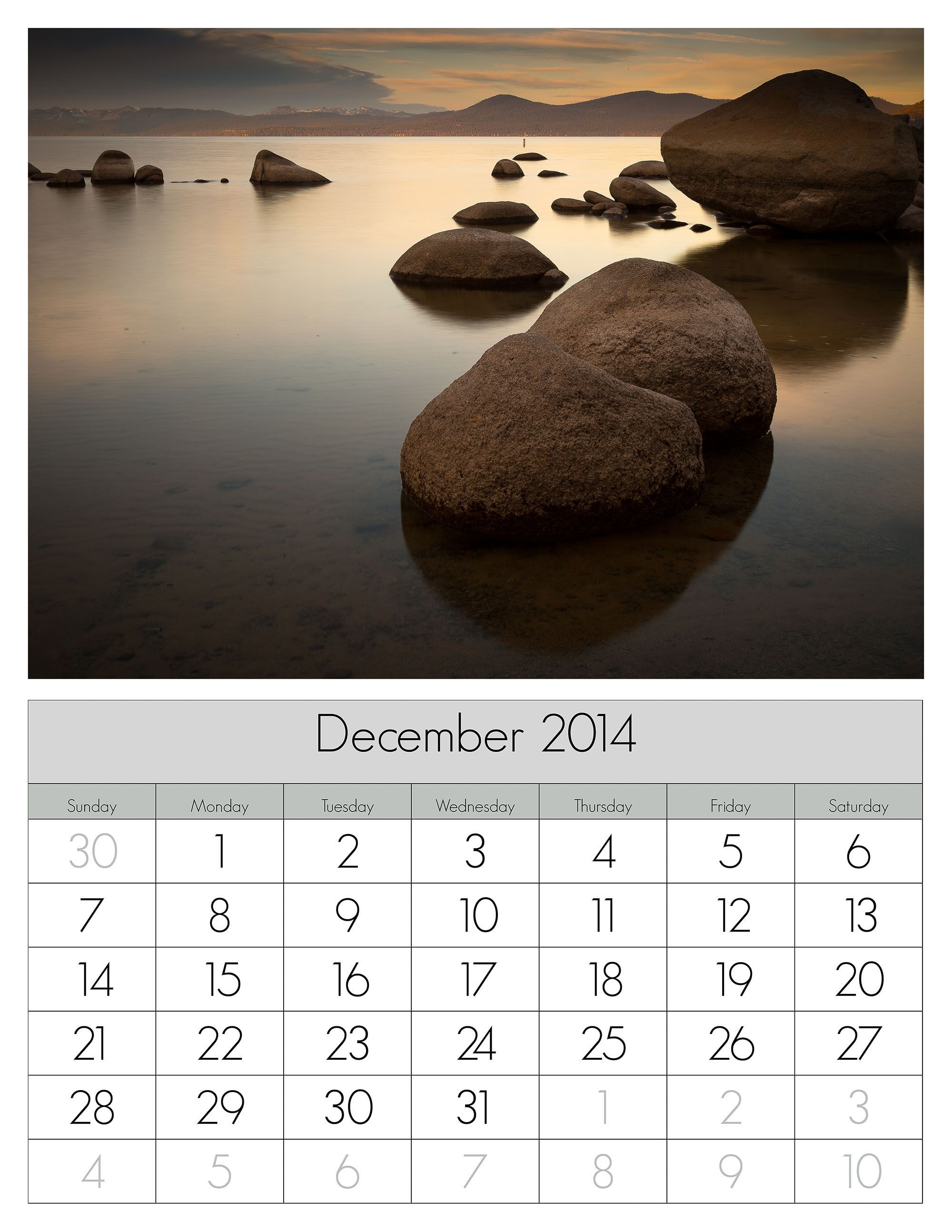 Lightroom  Calendar Template Presets  Lightroom Killer Tips