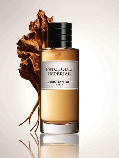 Patchouli Impérial, La Collection by Christian Dior.