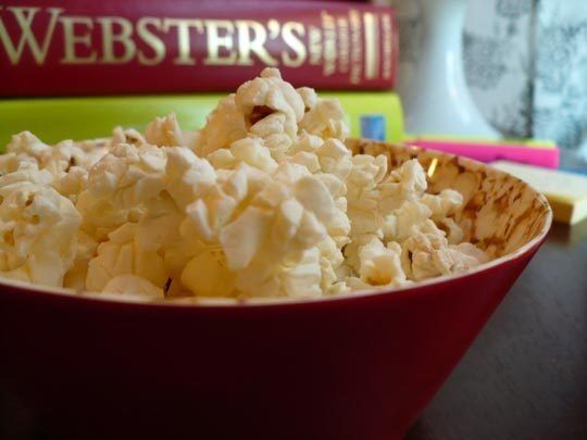 College Eating: How To Make Better Microwave Popcorn