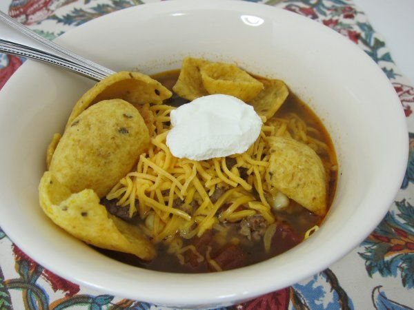 Taco Soup With Black Beans at www.kitchenmonki.com.