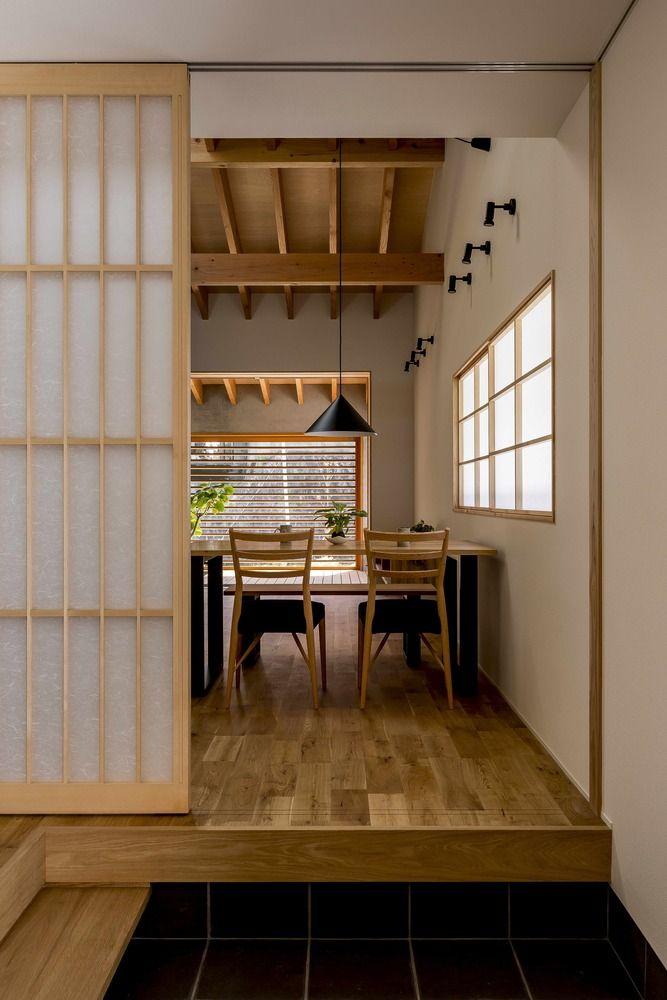 gallery of kojyogaoka house hearth architects 12 en. Black Bedroom Furniture Sets. Home Design Ideas