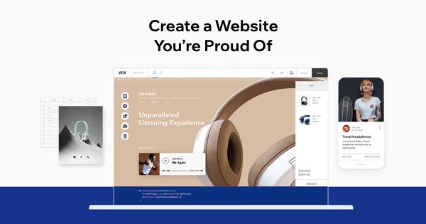 Top 10 Best Website Builders Of 2020 In 2020 Builder Website Website Creation Website Builder Free