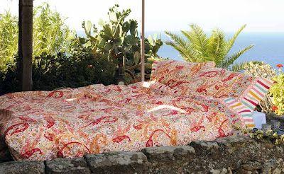 Bassetti-Zucchi España. Venta on-line de ropa de cama (fundas nórdicas, colchas, edredones, toallas)