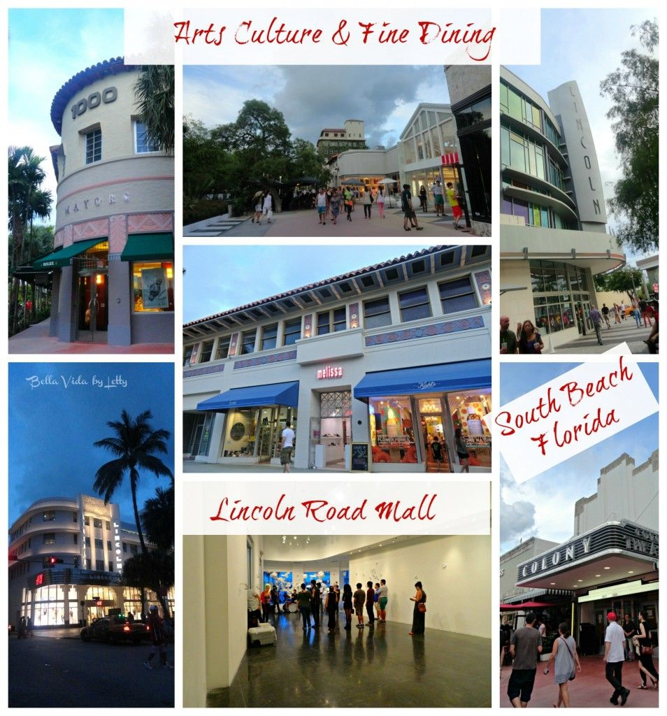What Are Interesting Places To Visit In Florida: 10 Fun Things To Do In South Beach Miami Florida