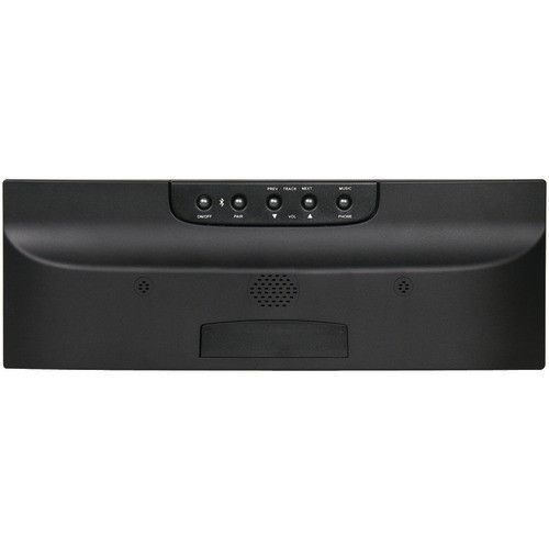 M&s Systems Music And Intercom System With Bluetooth Player (black)