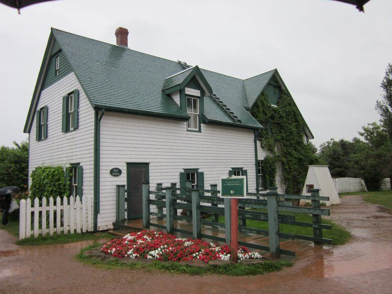 Anne Of Green Gables House Prince Edward Island Canada Want To