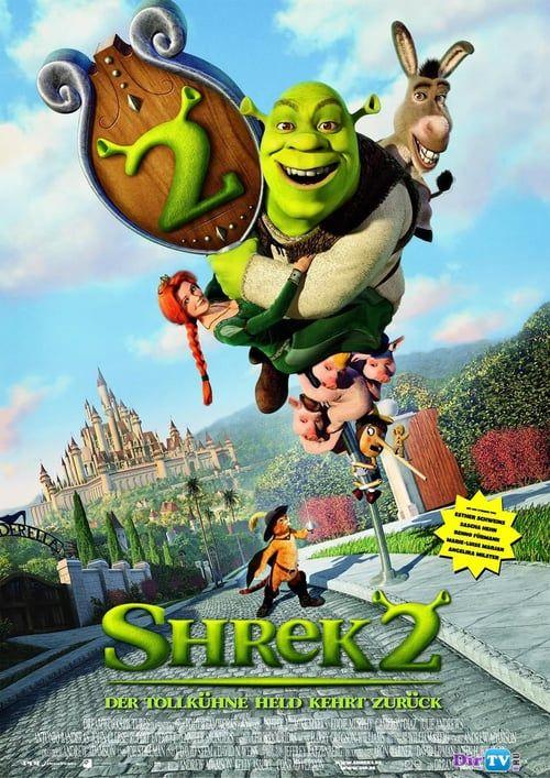 Watch Shrek 2 Full Movie Shrek Animated Movie Posters Animated Movies