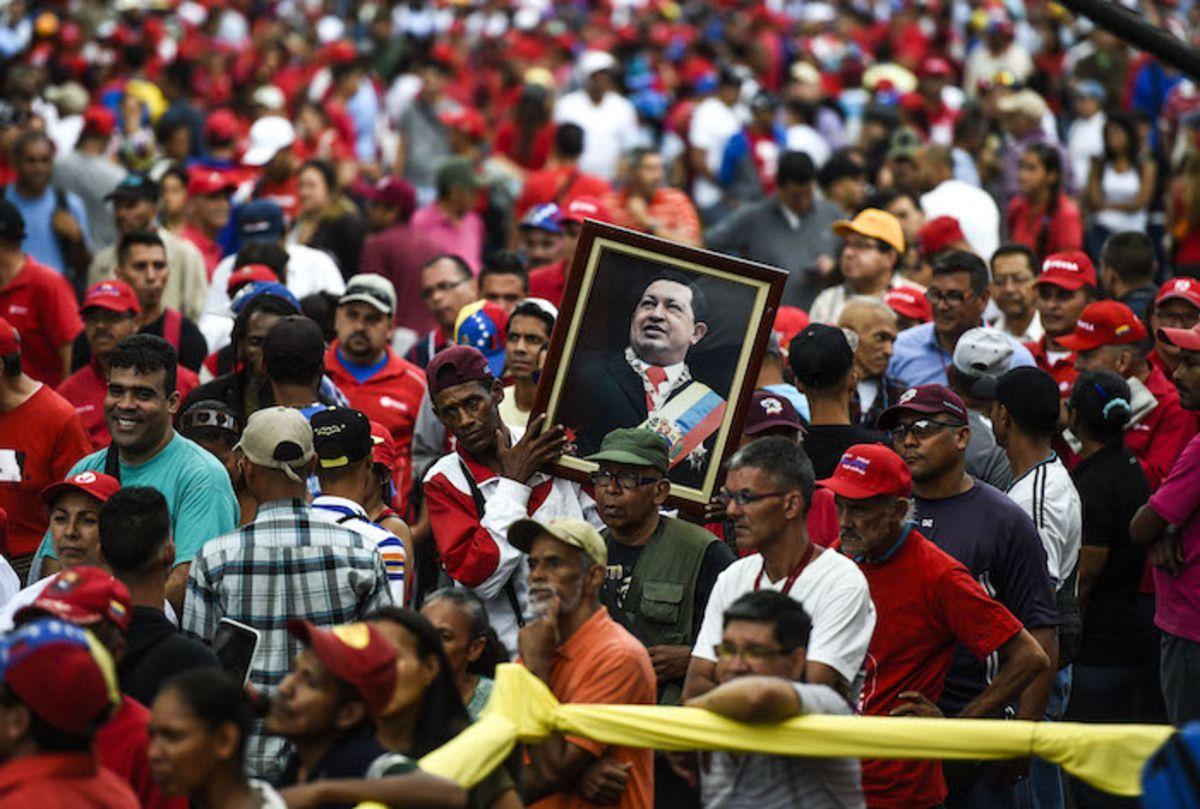 """Gobierno venezolano ve """"desestabilización"""" en marcha opositora"""