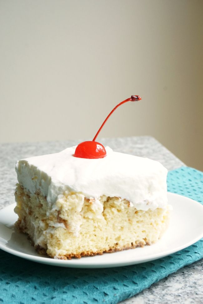Tres Leches Cake - It's Autumn's Life