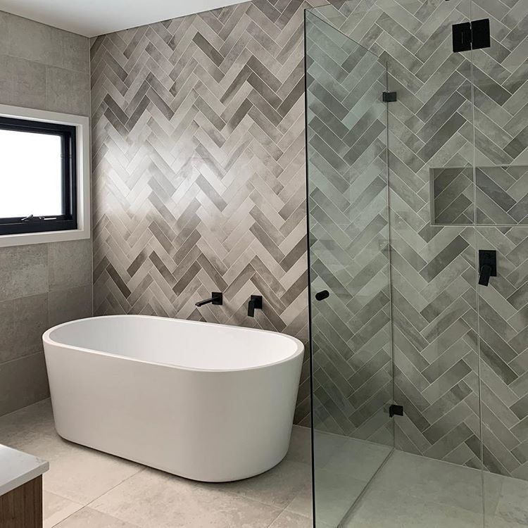 Stunning Modern Bathroom Renovation Recently Complete By One Of Our Custo Complete Bathroom Renovations Modern Bathroom Renovations Bathroom Inspiration Modern
