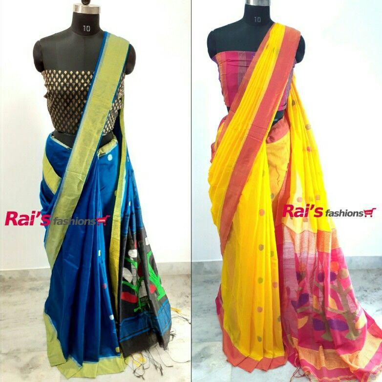 Pin By Rai S Fashions On Handloom Saree Fashion Handloom Saree Saree