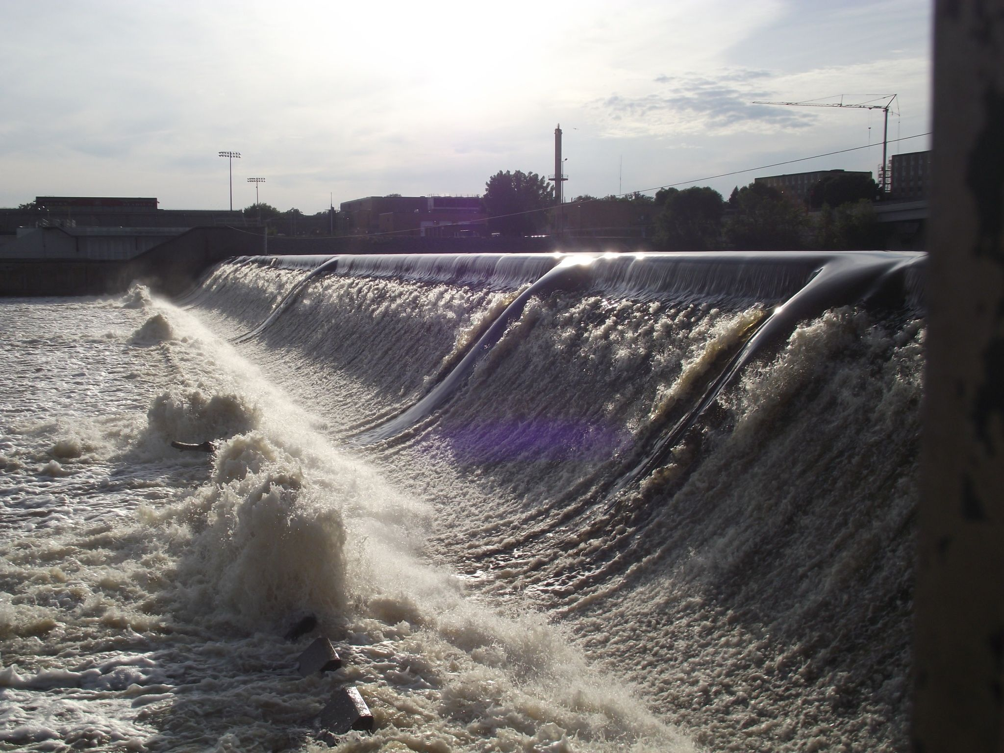 Mississippi River Dam In St Cloud Mn Great River Driftless Region Places To Go