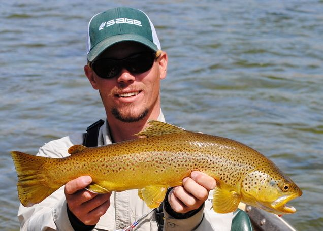 Green River Fishing Report Geeking Out With Too Much Floatant During Bwo Hatch River Fishing Fish Fishing Report