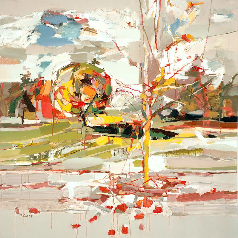 JOSEF KOTE - ART ''Changes in Season ''