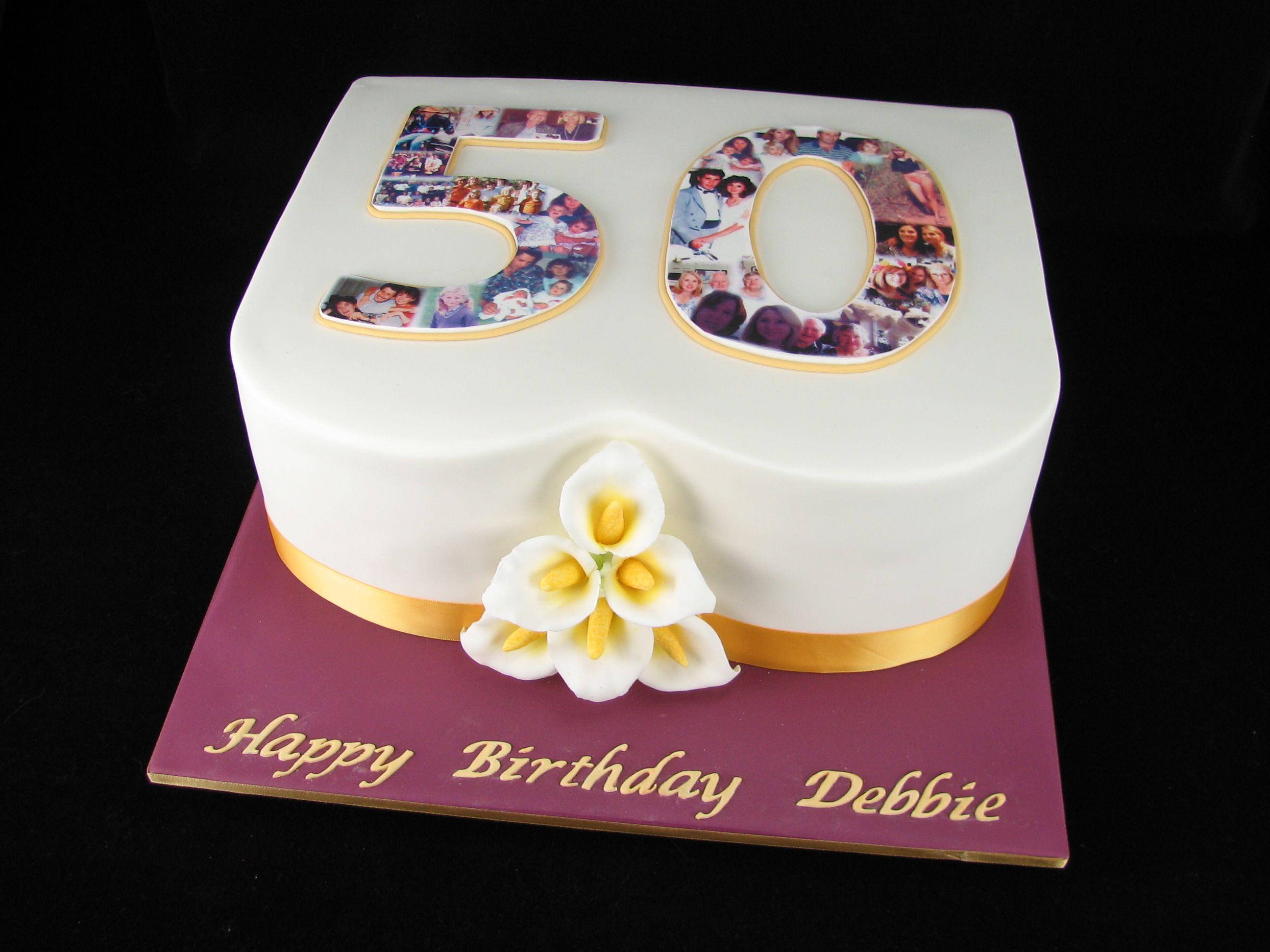 Wondrous Happy 50Th Birthday Debbie Debbies Daughter Victoria Organised Personalised Birthday Cards Veneteletsinfo