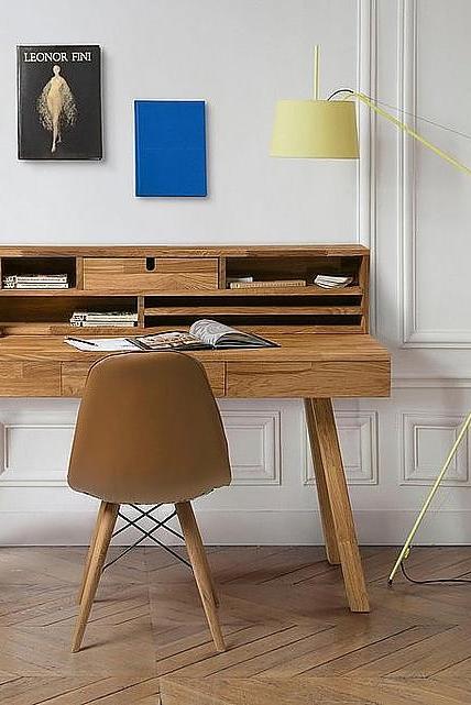 Home Affaire Sekretar Ohu Auf Rechnung Kaufen Baur Haus Deko Dekor Hausliches Arbeitszimmer