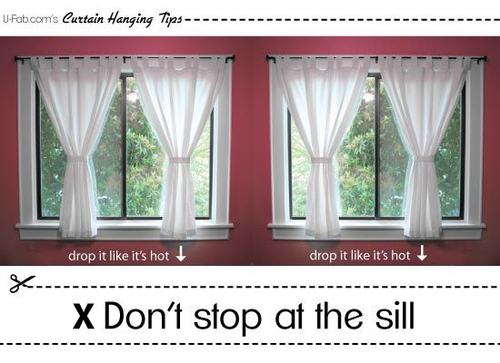 Curtains Ideas curtains for short wide windows : 17 Best images about Windows on Pinterest | Bay window treatments ...