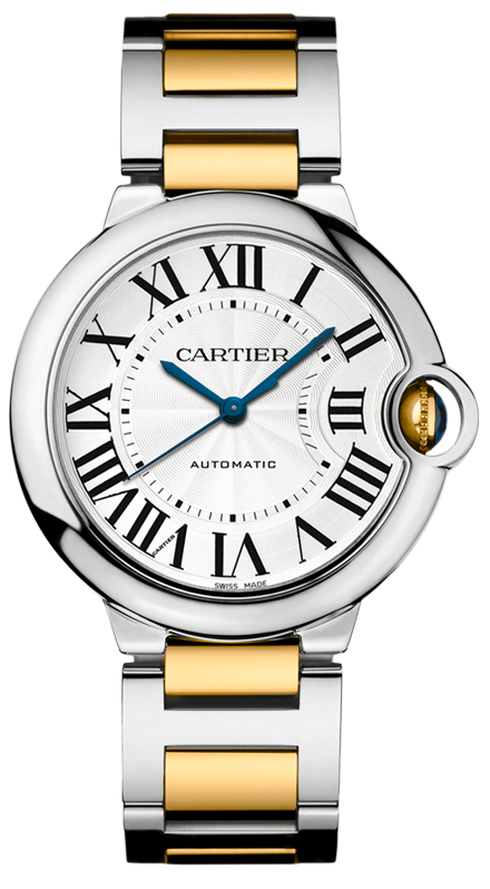 0cd31a41bf14 Cartier Ballon Bleu Women s Stainless Steel Watch