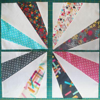 Crazy Star Quilt Block Tutorial Quilt Block Tutorial Quilt Blocks Crazy Quilts