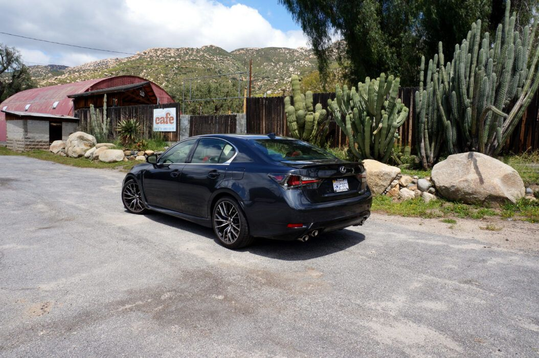 2020 Lexus Gs F Review A Farewell To Greatness Trong 2020