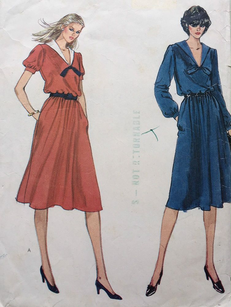 Pin by Gill Mollard on Vintage Sewing Patterns For Sale