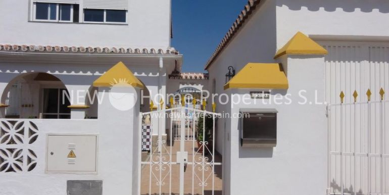 Terraced house in Torrox Costa - Ref 1126 - more under www.newhome-spain.com